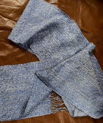 Carolyn's Silk Scarf