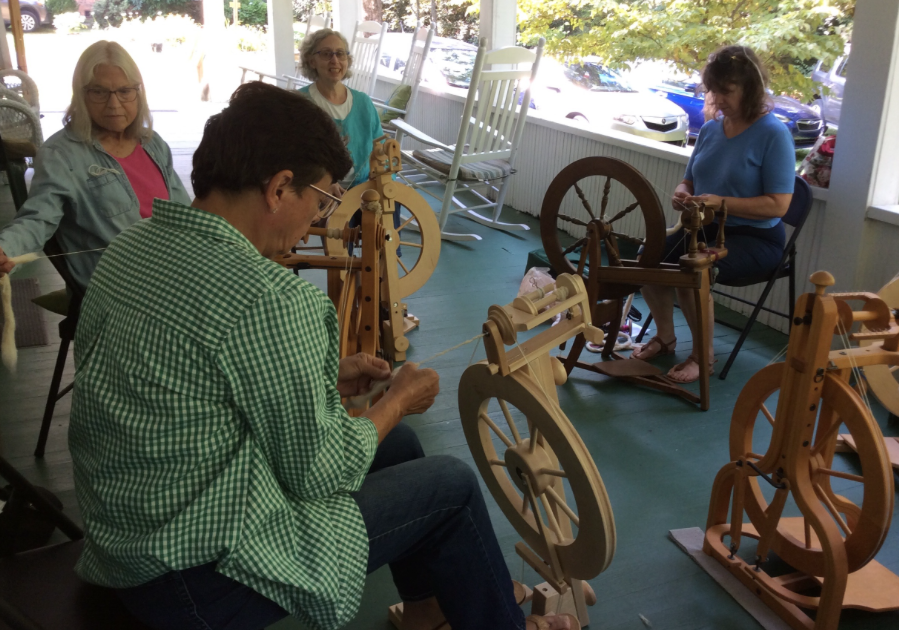 Learning to Spin Cotton with Hazel