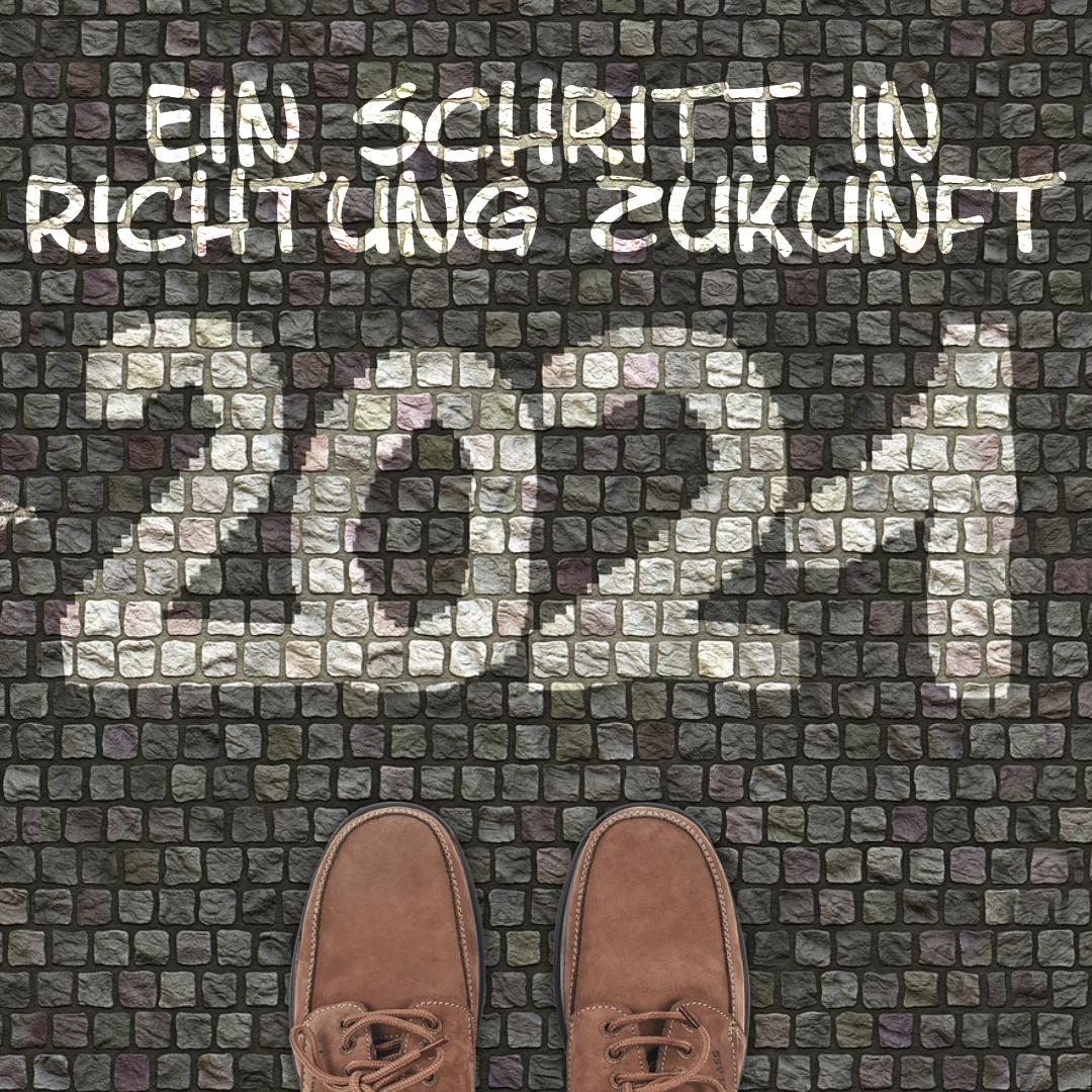 Ein Schritt in Richtung Zukunft