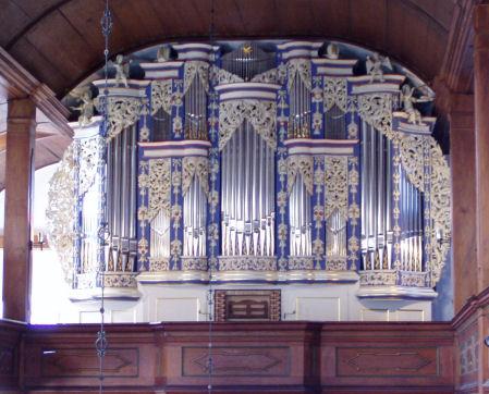 15 Jahre Orgelrestauration