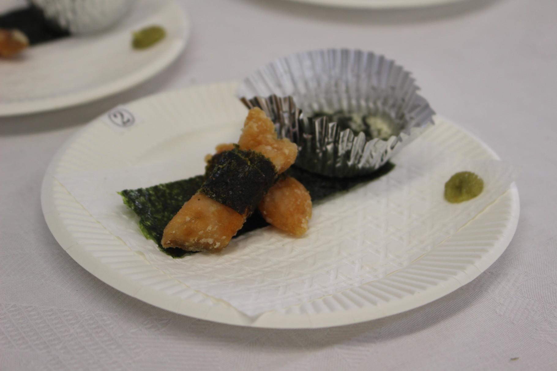 健康寿命を伸ばし隊作品名:鮭の極みお塩