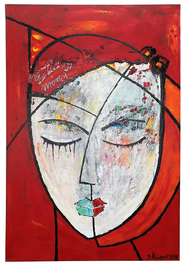 Change your mind - 70x100cm - 390 Euro