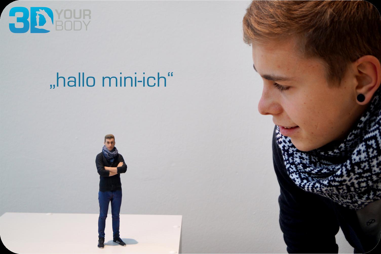 3D-Figuren aus Berlin, München, Köln, Rostock und Dresden