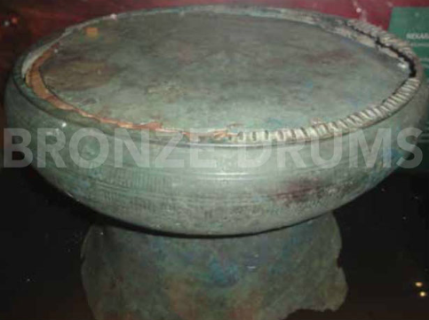 Fig. 7. SM Kradenanrejo Child burial drum/Heger I (D49/H42cm)