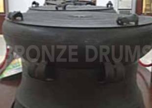 Fig. 4. DNM Serpong Banten drum (D130/H100 cm)