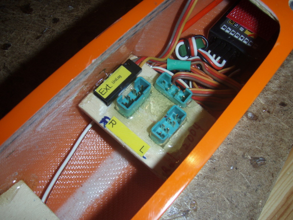 Und um einen dritten MPX Stecker erweitern