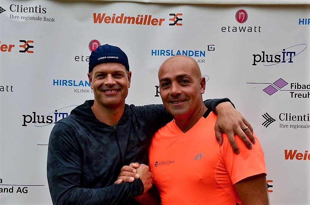 MS 35+ R5/R7: Dieter Schilling (F) - Michele di Paolo (S)