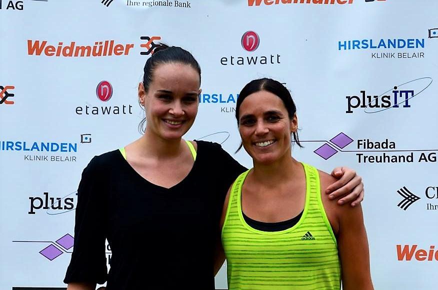 WS N1/R6: Thamara Weiss (S) - Gabriela Tessaro (F)
