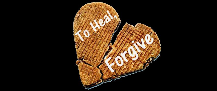 To Heal, Forgive