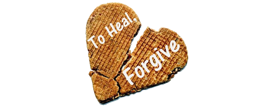 To heal, forgive: Part 1