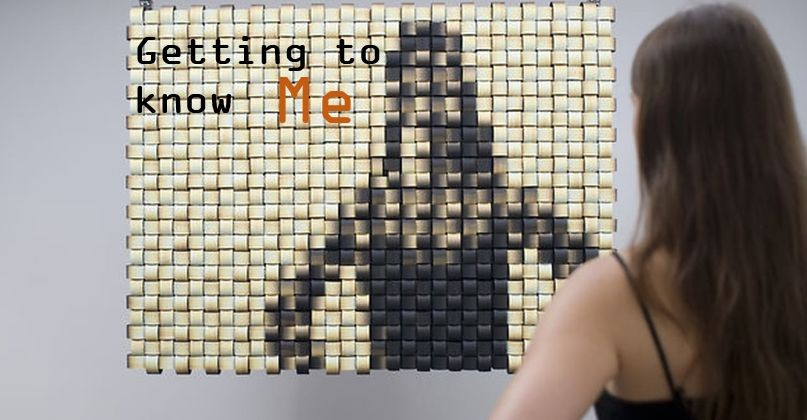 Getting to know me - differentiating the public self from the private self