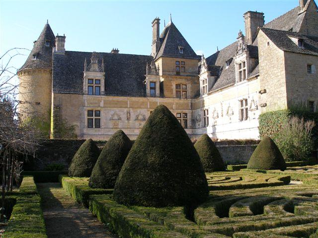 Le château de Montal