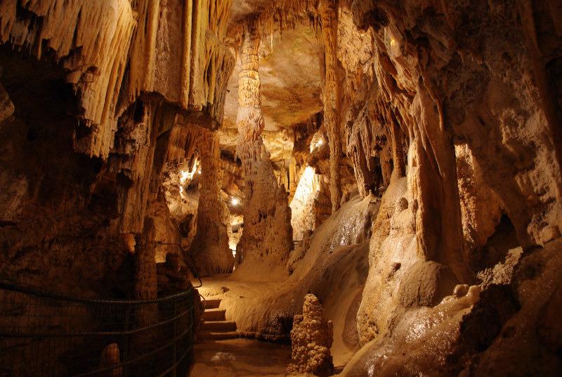 Les grottes de Presque