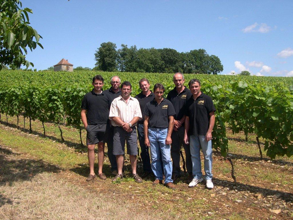 Les vignerons de Glanes