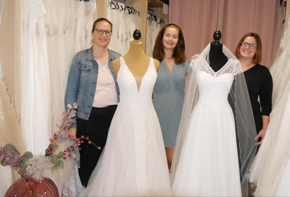 Wir lieben was wir tun und wir wollen jede Braut strahlen sehen 💕