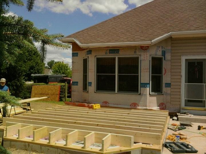 addition - deck