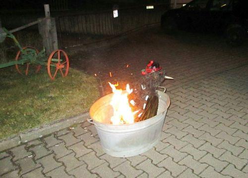 Unser Star brennt - Fasnet ist vorbei