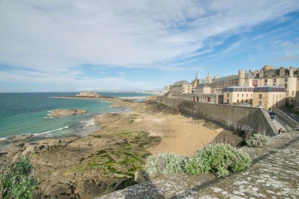 La ville de Saint-Malo est découvrir absolument ! - Crédit Photo : Trip85.com