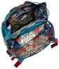 Pochette zippé pratique pour mettre des clés ou des papiers - Sac à dos Larimer - Crédit Photo : Case Logic