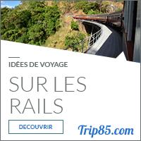Nos idées de voyages en train !