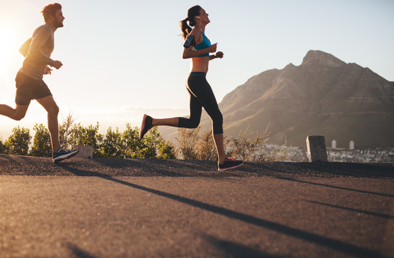 La course à pied peut se pratiquer facilement dans le monde entier ! - Source : Photodune - Auteur : jacoblund