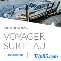 Nos idées de voyage sur l'eau et de croisières !