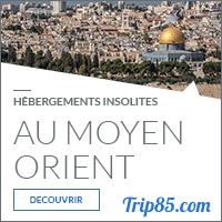 Notre sélection des hébergements insolites au Moyen-Orient