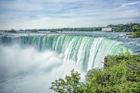 Les chutes du Niagara au Canada - Photodune - Niagara Falls - Auteur : Mark Images