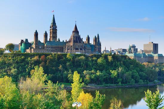 Vue sur la ville d'Ottawa - Source : Photodune - Auteur : rabbit75_pho