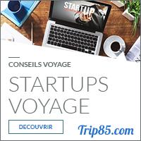 Notre Rubrique : Startups Voyage