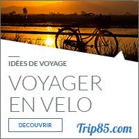 Nos idées de voyage à vélo
