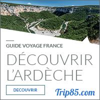 Visiter l'Ardèche