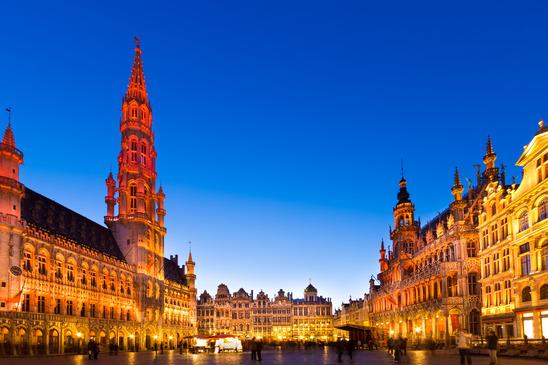La Grand-Place de Bruxelles - Source : Photodune - Auteur : kasto
