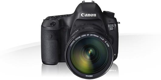 Canon Eos 5D Mark iii / Source : www.canon.fr