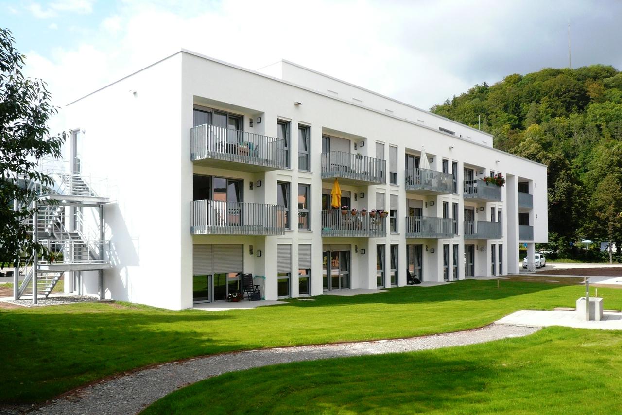barrierefreie Balkone und Terrassen