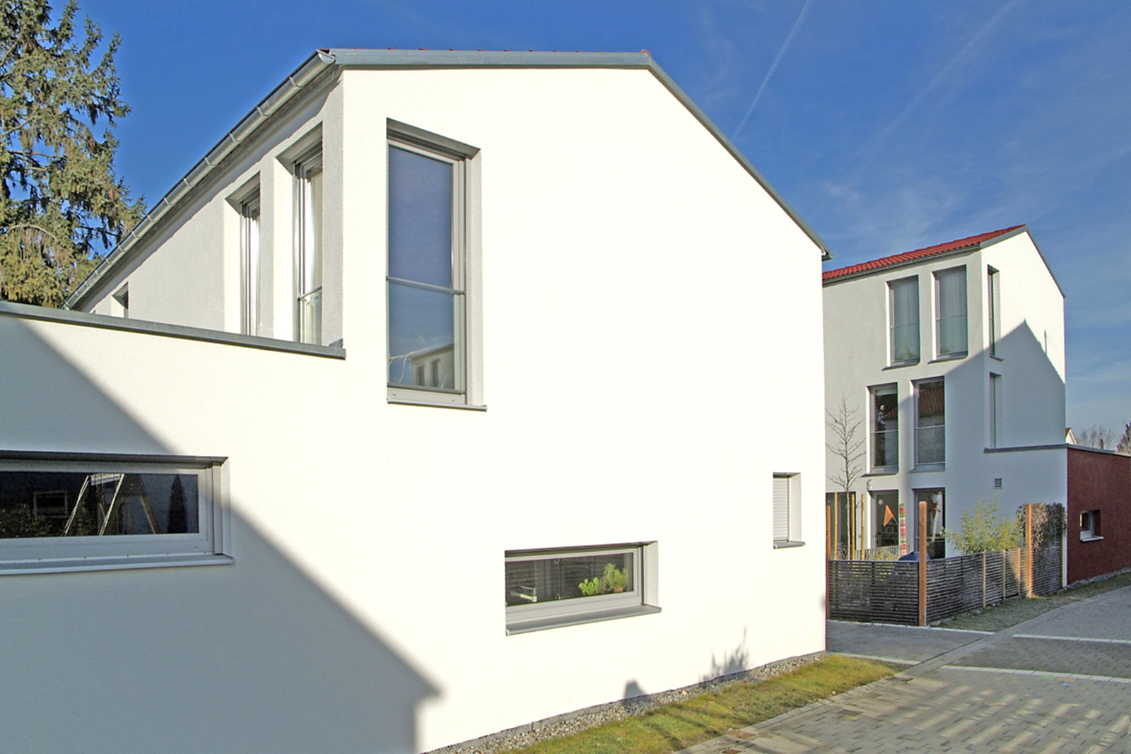 Gartenhofhaus