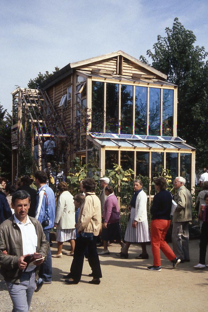 Messe Stuttgart, später Landesgartenschau 1985