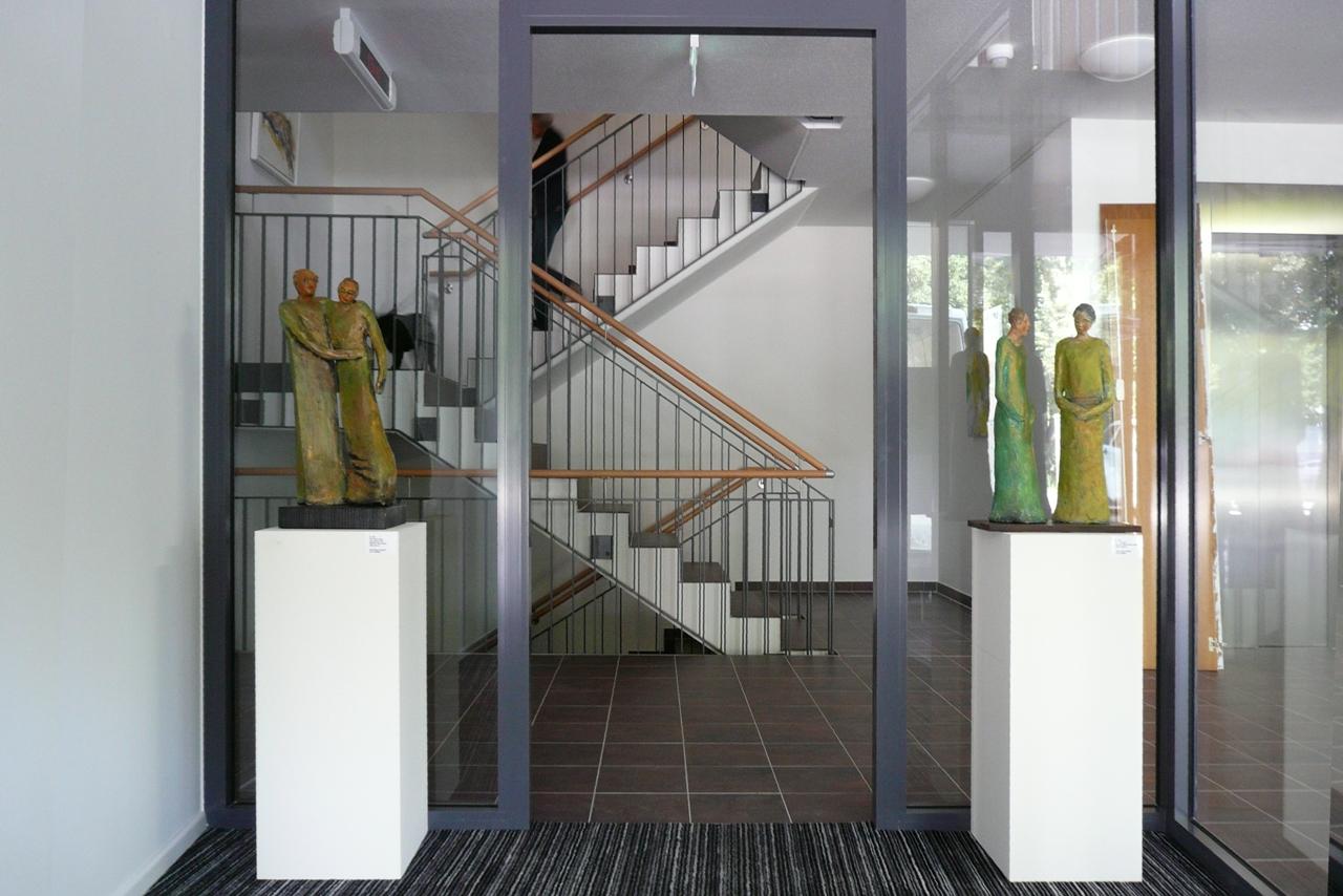 großzügiges Foyer