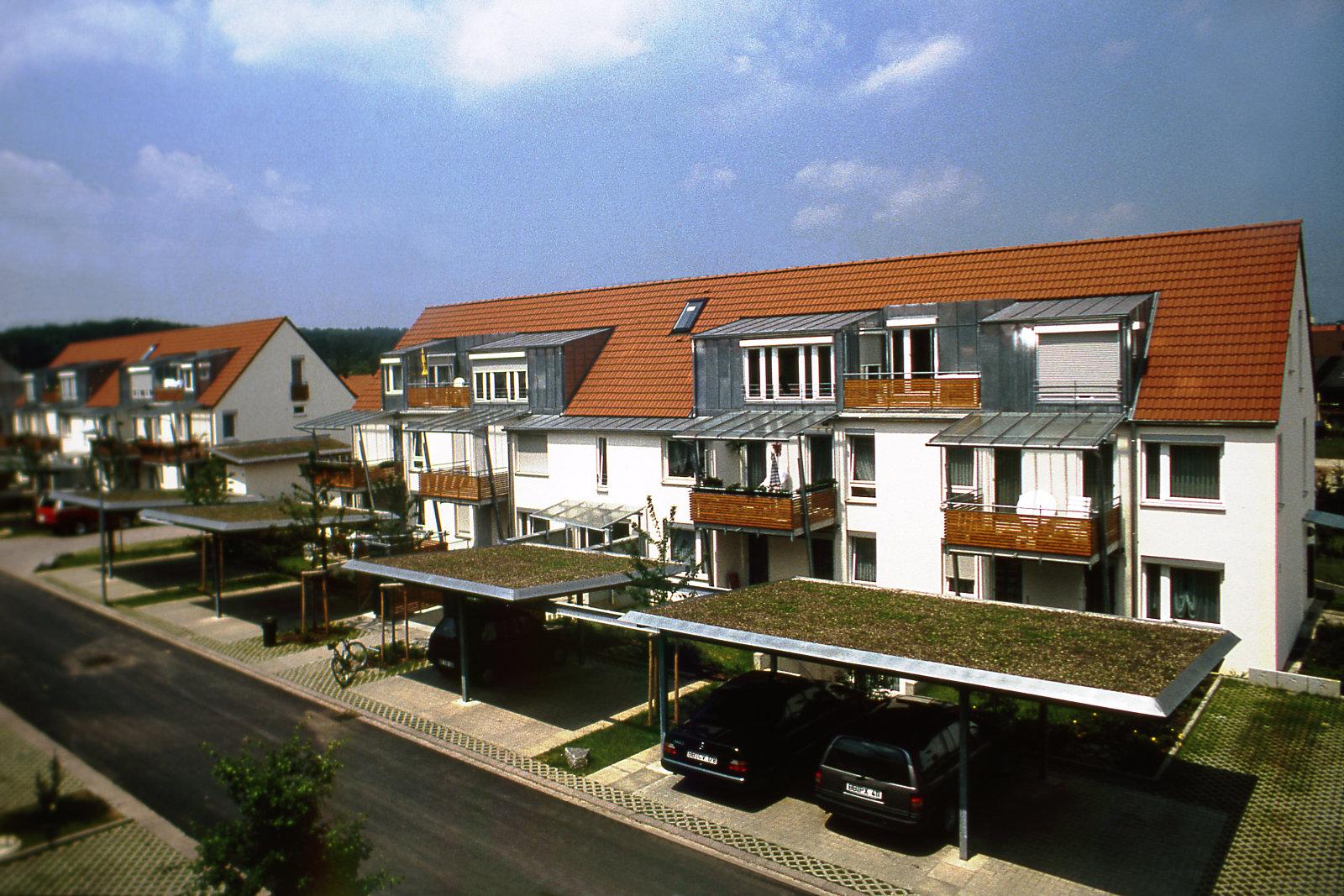 2 Mehrfamilienhäuser, 24 WE, Sindelfingen