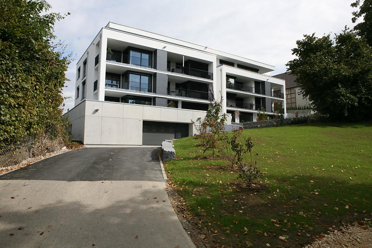 Plusenergiehaus mit Barrierefreiheit in Neu-Ulm