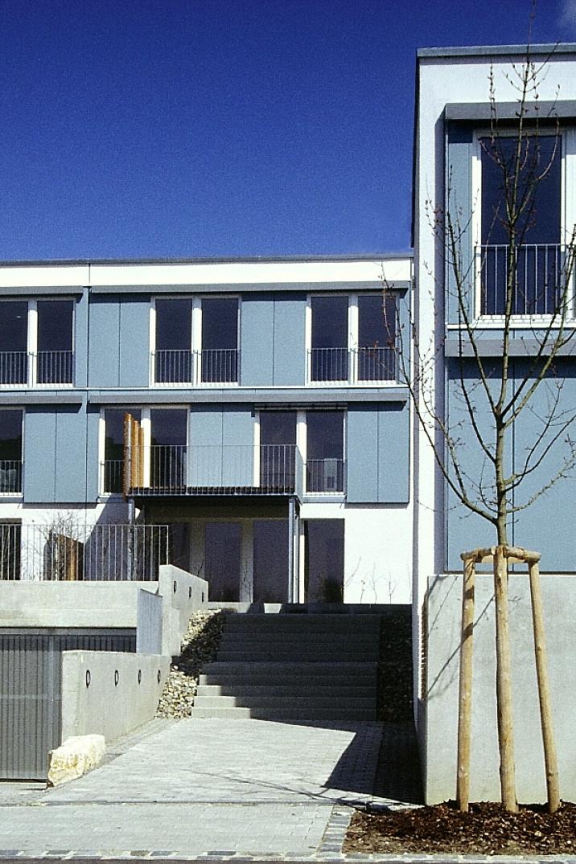Fassaden mit Photovoltaikoption