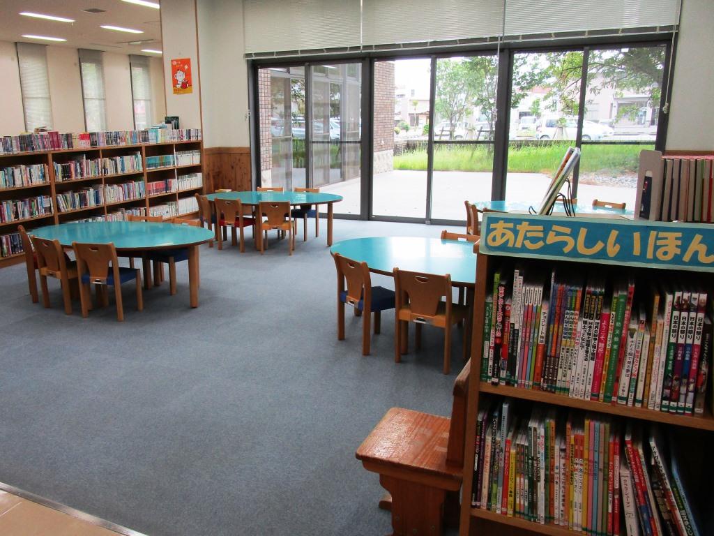 図書館 南郷