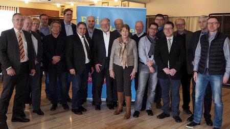 Delegierte des FDP Kreisverband Euskirchen