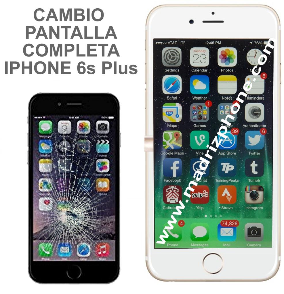 Cambiar Cristal Camara Trasera Iphone