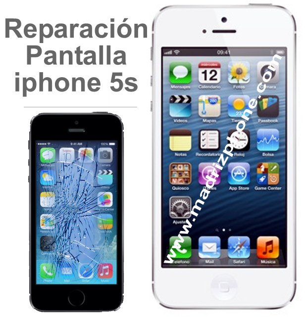Reparar Iphone S Madrid