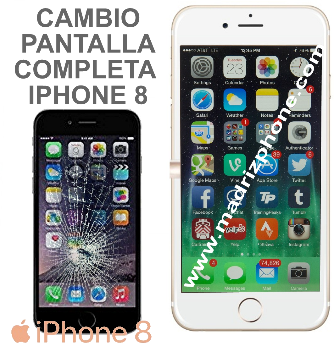 394d099910d REPARACIÓN EXPRESS IPHONE 8 / 8 Plus en MADRID - Servicio Tecnico ...