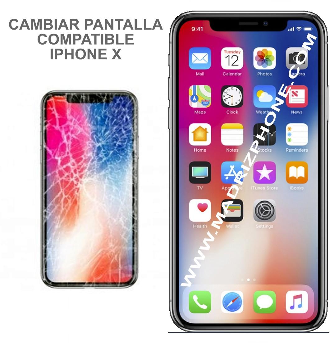 5bb62ae2e76 REPARACIÓN EXPRESS IPHONE X (10) en MADRID - Servicio Tecnico ...