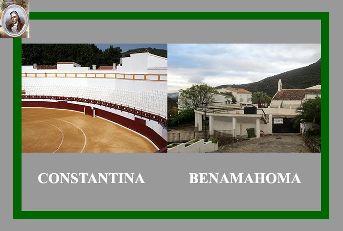 Constantina y Benamahoma, 10 y 11 de julio, próximas paradas de los circuitos de la AAET 'Pedro Romero'