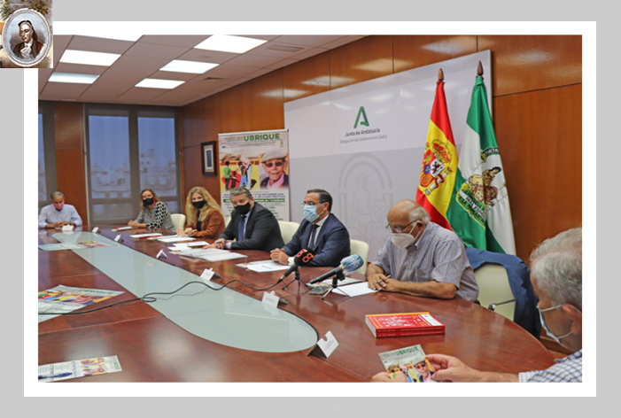 La A.A.E.T. 'Pedro Romero' presenta el XXI Encuentro Andaluz de Escuelas Taurinas que se celebrará en Ubrique