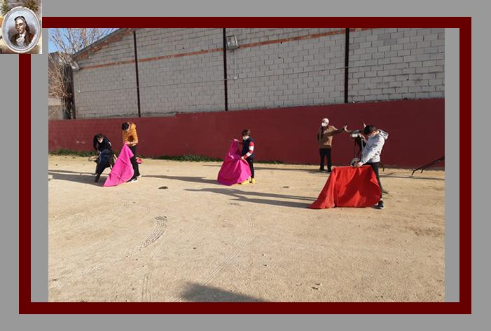 La Escuela Taurina Francisco Montes 'Paquiro' de Chiclana de la Frontera, inicia un nuevo curso